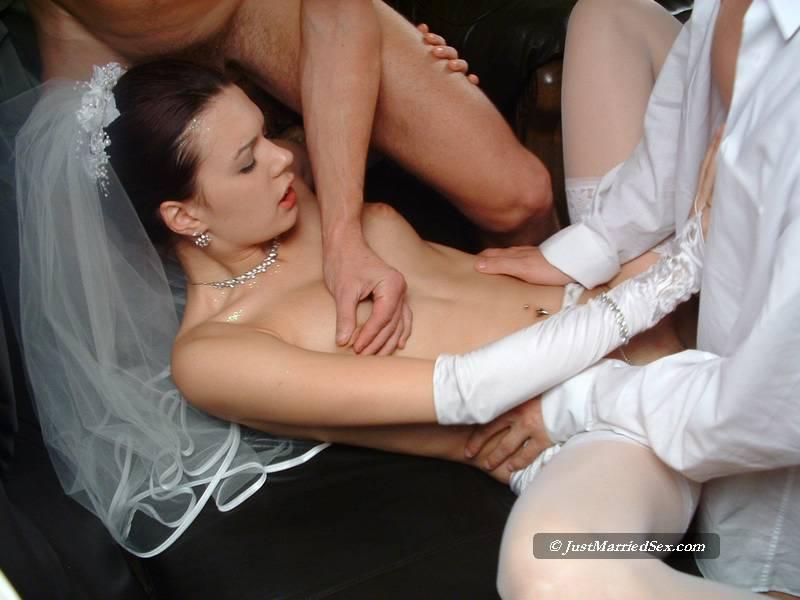 Just married sex orgies