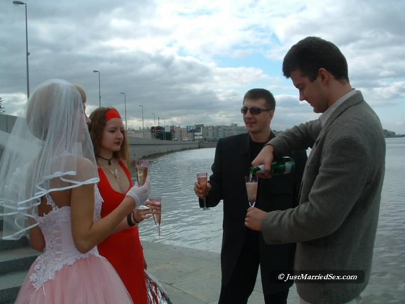Russian brides horny