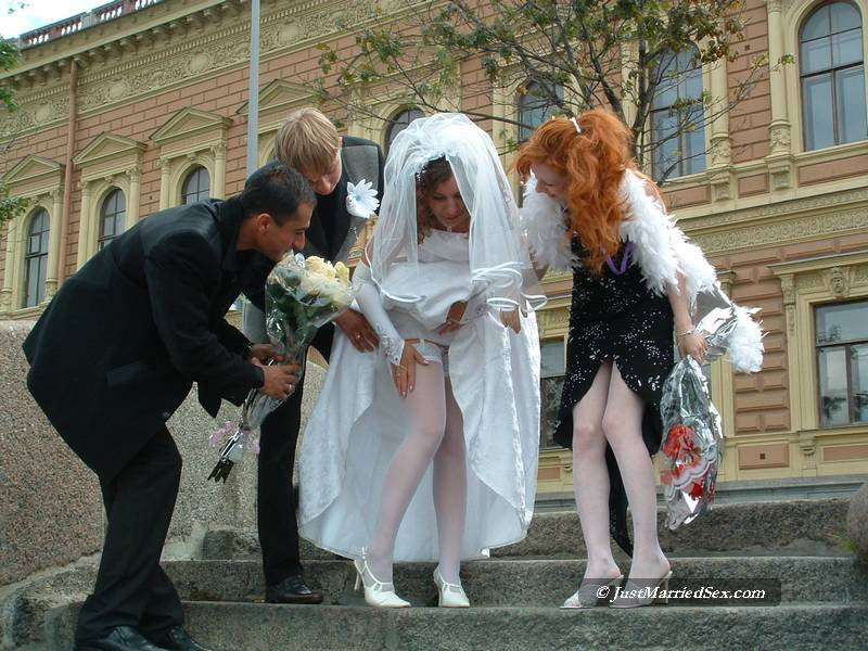 Russian nude brides woman